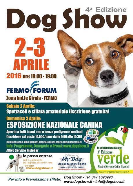 Dog Show 2016 a Fermo
