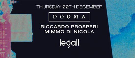Dogma - Riccardo Prosperi e Mimmo Di Nicola a Le Gall di Porto San Giorgio