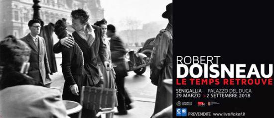 Robert Doisneau: le Temps Retrouvé al Palazzo del Duca a Senigallia