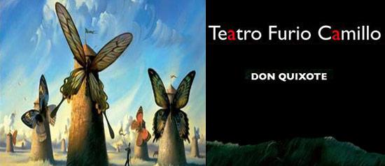 Don Quixote de la Mancha al Teatro Furio Camillo di Roma