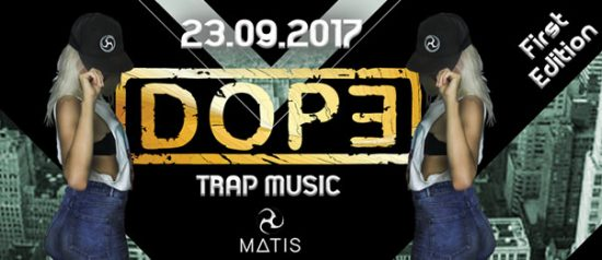 Dope opening party al Matis Dinner Club di Bologna