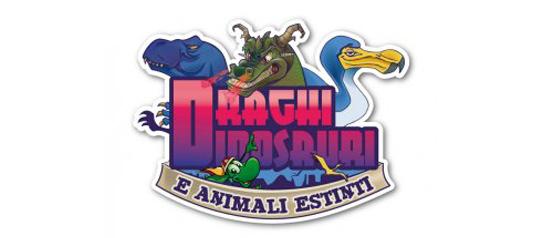 """""""Draghi, Dinosauri e animali estinti"""" al Parco degli Alberi Parlanti a Treviso"""