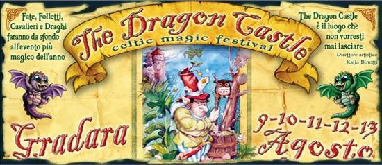 The Dragon Castle a Gradara