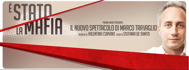 """""""È Stato la Mafia"""" Marco Travaglio all'Arena Sant'Elia di Cagliari"""