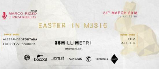 Easter Music al 35 millimetri a Mercogliano (AV)