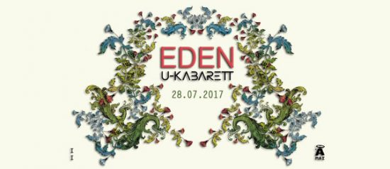Eden - U-kabarett all'Angelo Mai di Roma