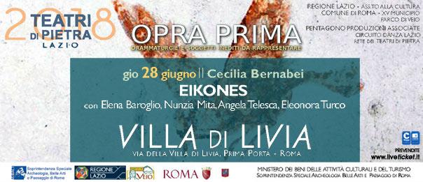 Eikones a Villa di Livia a Roma