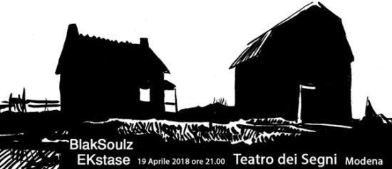 EKstase al Teatro dei Segni a Modena