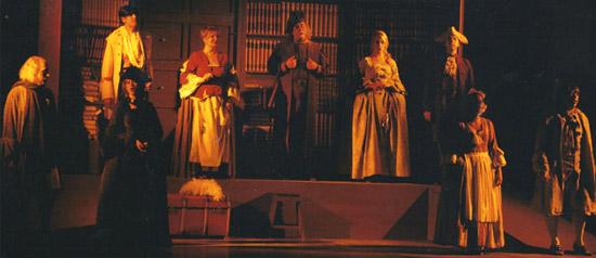 """""""El ciacolon imprudente"""" al Piccolo Teatro di Padova"""