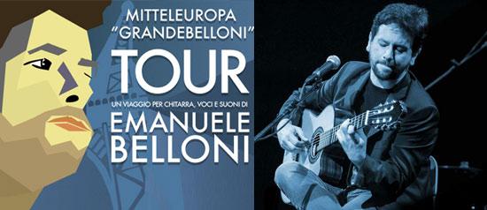 """Mitteleuropa """"Grandebelloni"""" Tour al Teatro Ambra alla Garbatella"""
