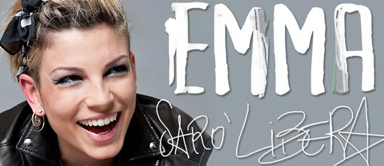 Sarò Libera Tour, Emma al Parco Castello Tramontano a Matera