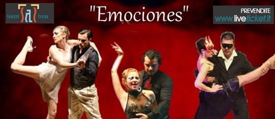 "Compagnia Tango 7.3 ""Emociones"" al Teatro Comunale di Treia"