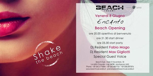 Encanto al Beach Club Versilia