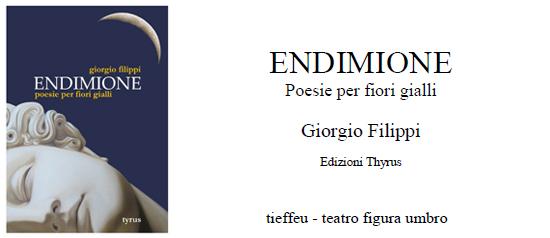 Presentazione del libro di Giorgio Filippi al Teatro Figura Umbro di Perugia