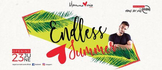 Endless summer special guest Fabio De Vivo al Mamma Mia Beach a Santa Teresa di Riva