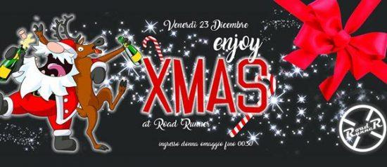Enjoy Xmas al Road Runner di Biella