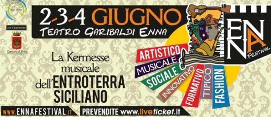 Enna Festival al Teatro Garibaldi di Enna