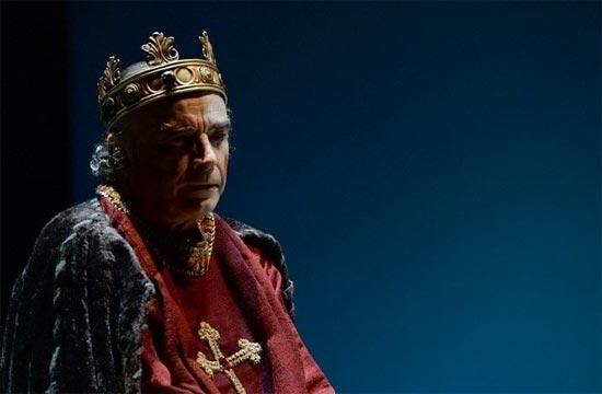 """Franco Branciaroli """"Enrico IV"""" al Teatro Alaleona di Montegiorgio"""