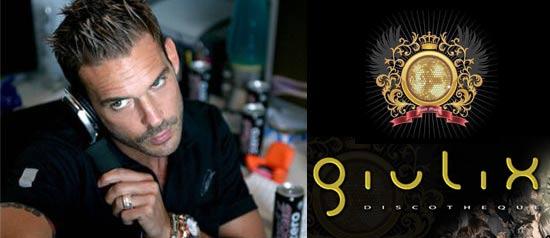 Serata con Enrico Silvestrin al Giulix Discotheque