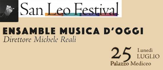 Ensamble Musica d'Oggi al San Leo Festival 2016