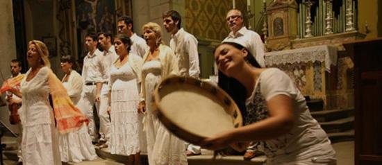 Ensemble Amarcanto García Lorca, canti e racconti d'amore al Teatro del Mare di Riccione