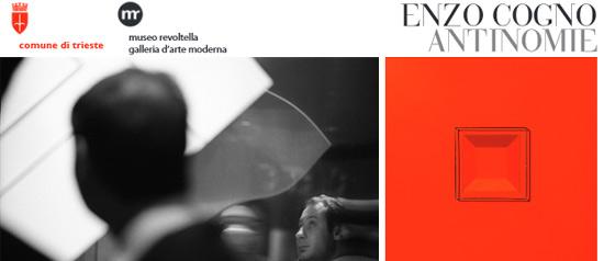"""Enzo Cogno """"Antinomie"""" al Museo Revoltella di Trieste"""