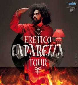 Caparezza, Eretico Tour, PalaSassi, Matera