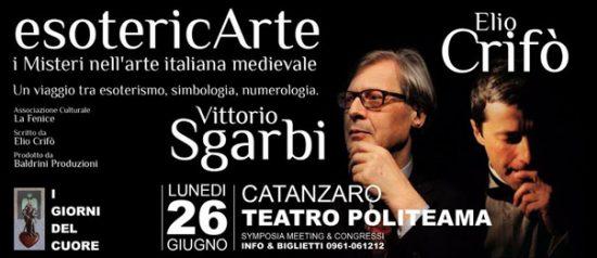 EsotericArte al Teatro Politeama di Catanzaro