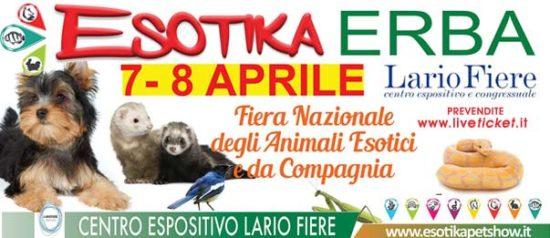 Esotika Expo Erba 2018 a Lario Fiere ad Erba