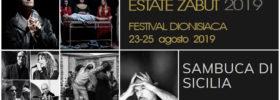 Estate Zabut 2019 e Festival Dionisiaca