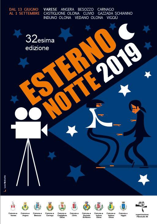 Esterno Notte 2019