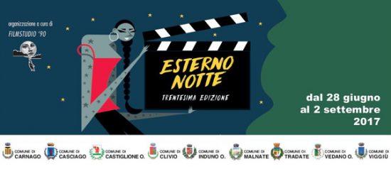 Esterno Notte - Trentesima edizione in provincia di Varese