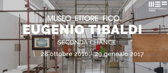 Eugenio Tibaldi al Museo Ettore Fico a Torino