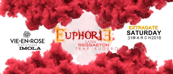 Euphorie a La Vie en Rose a Imola