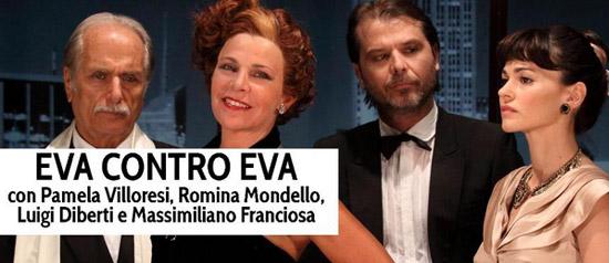 Eva contro Eva al Teatro Nicola Degli Angeli di Montelupone