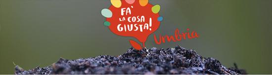 Fà la cosa giusta - Umbria