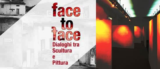 Face to Face, Dialoghi tra Scultura e Pittura al Garage Bonci a Pietrasanta