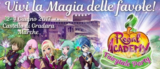 FairyTale Party al Castello di Gradara