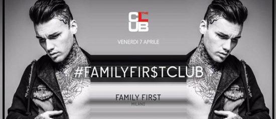 Family first a the club milano live in italia for Club esclusivi milano