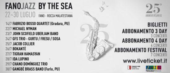 Fano Jazz by the Sea 2017 a Fano