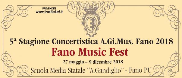 """Fano music fest alla Scuola Media Statale """"A. Gandiglio"""" a Fano"""