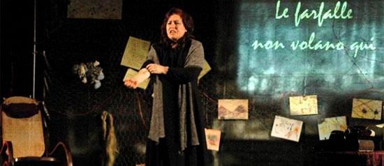 Terezin - Le Farfalle non volano quì al Teatro Politeama di Lamezia Terme