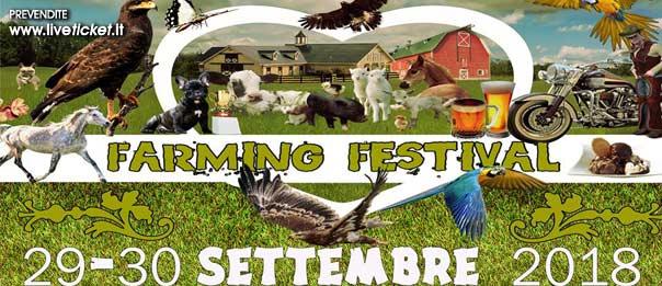 Farming Festival alla Tenuta la Mistica a Roma