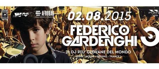 Federico Gardenghi - Afrobar a Catania
