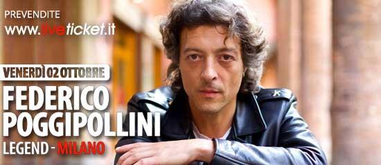 Federico Poggipollini #nerotour 2015 al Legend di Milano