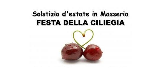 Solstizio d'estate in Masseria: la festa della ciliegia a Torchiarolo
