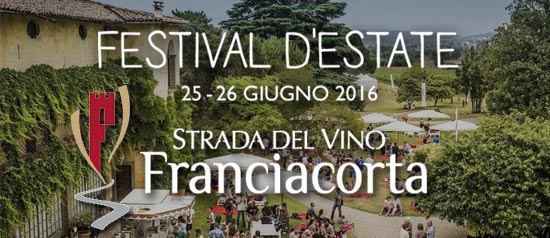 Festival Franciacorta d'Estate a Corte Franca