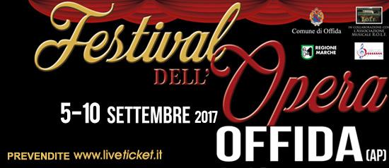 Festival dell'Opera a Offida