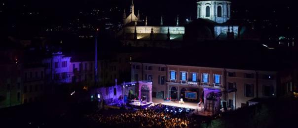 Festival Como Città della Musica all'Arena del Teatro Sociale a Como