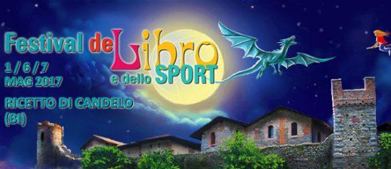 Festival del libro e dello sport a Ricetto di Candelo